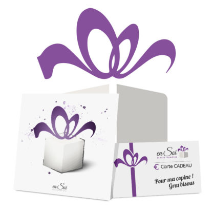 carte cadeau coffret beauté bien-être