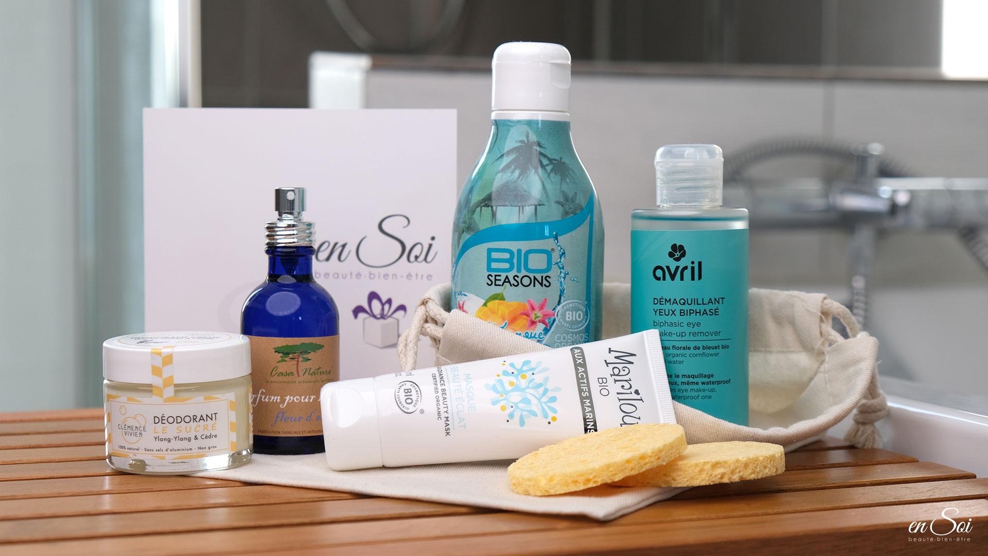 Partez à la découverte de nos produits cosmétiques !